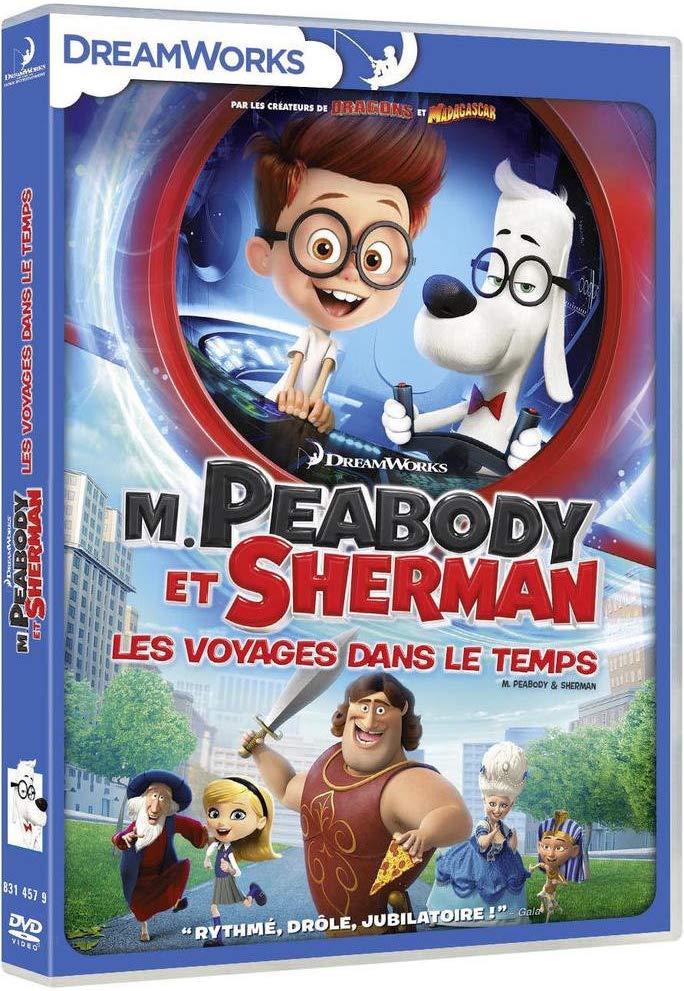 M. Peabody et Sherman : Les Voyages dans le temps 0