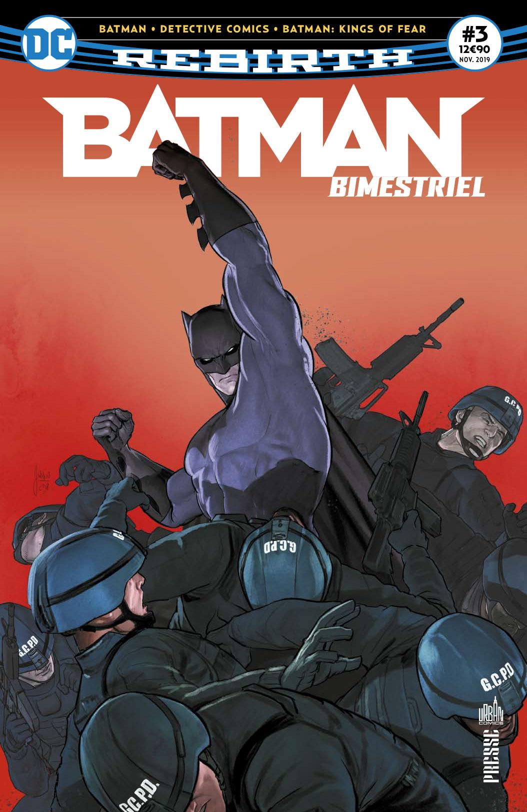Batman bimestriel 3 - Piège mental !