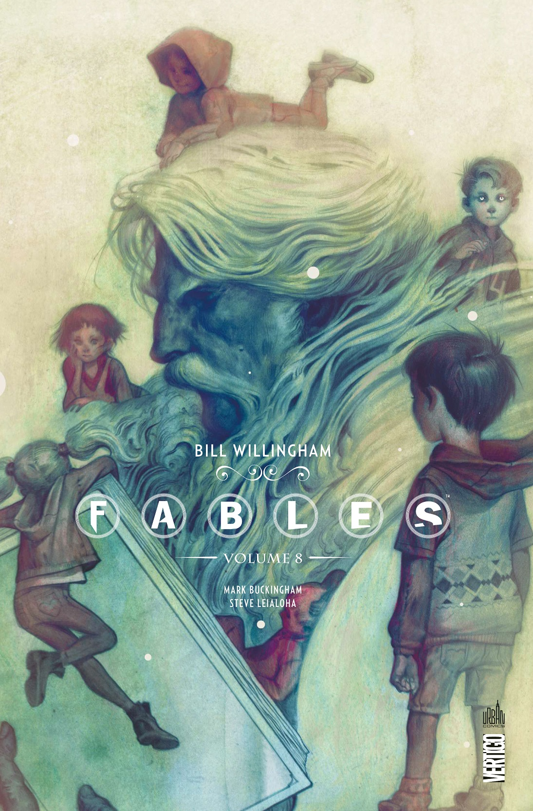 Fables 8
