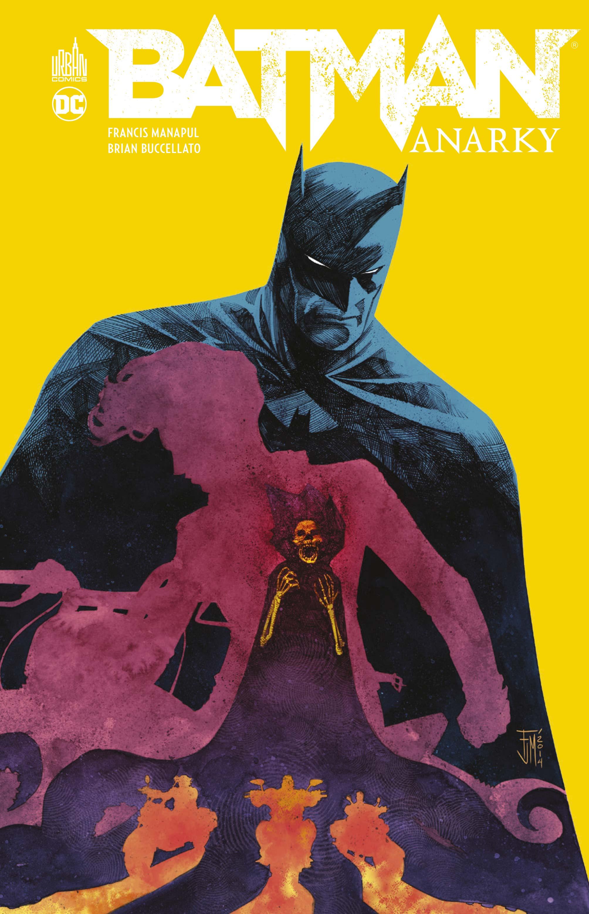 Batman - Anarky 1 - Anarky
