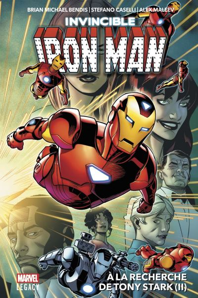 Marvel legacy - Iron man 2