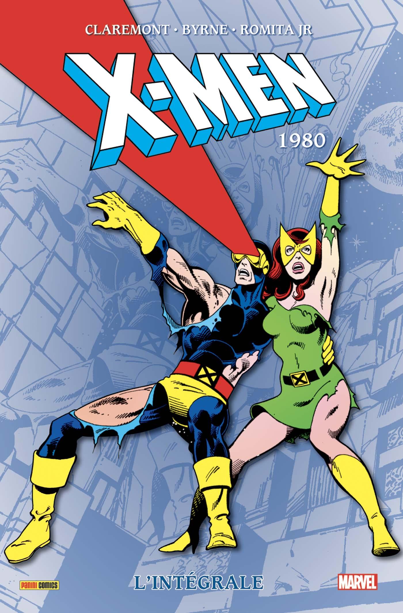 X-Men 1980 - Réédition 2019
