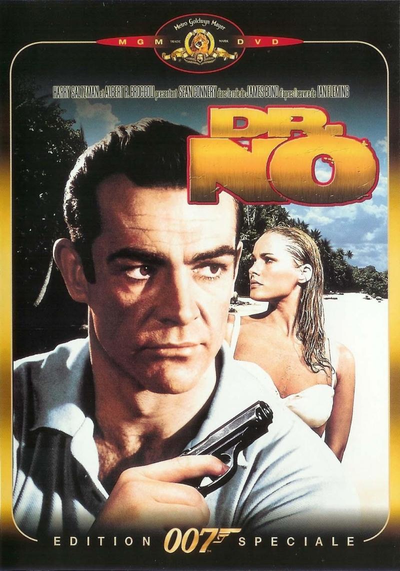 James Bond 007 contre Dr. No 0