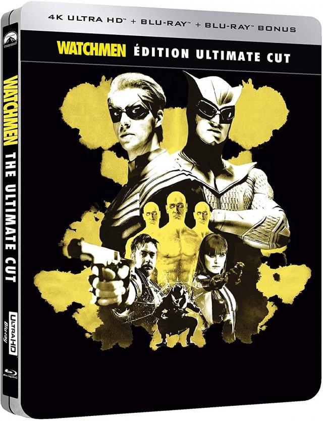Watchmen - Les Gardiens 0