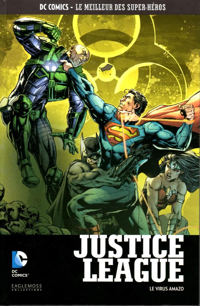 DC Comics - Le Meilleur des Super-Héros 106 - Justice League : Le Virus Amazo