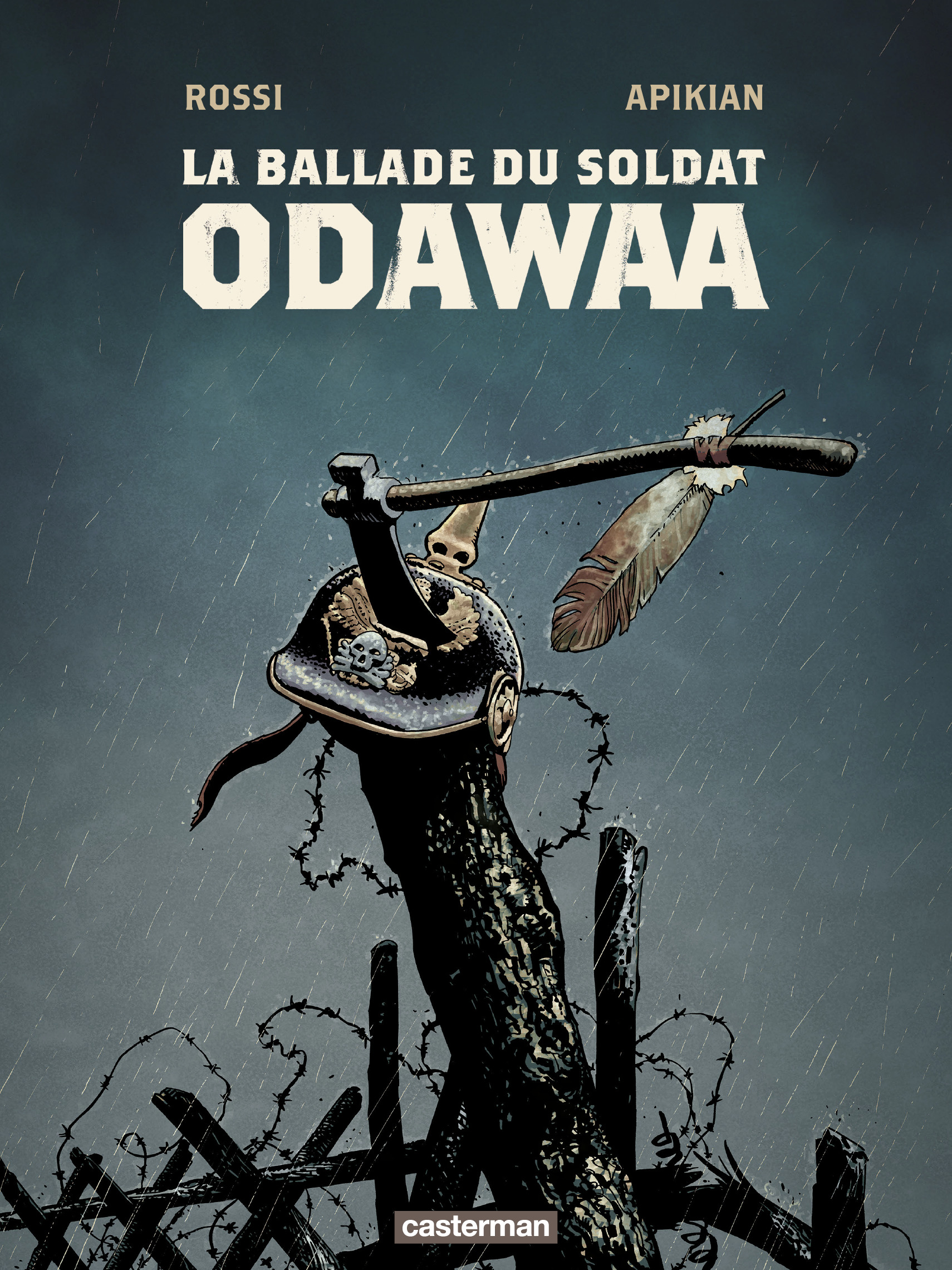 La ballade du soldat Odawaa 1