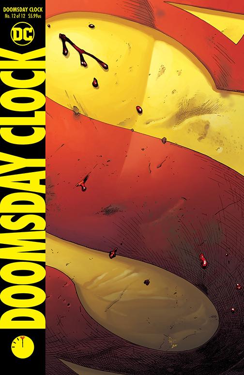 Doomsday Clock 12