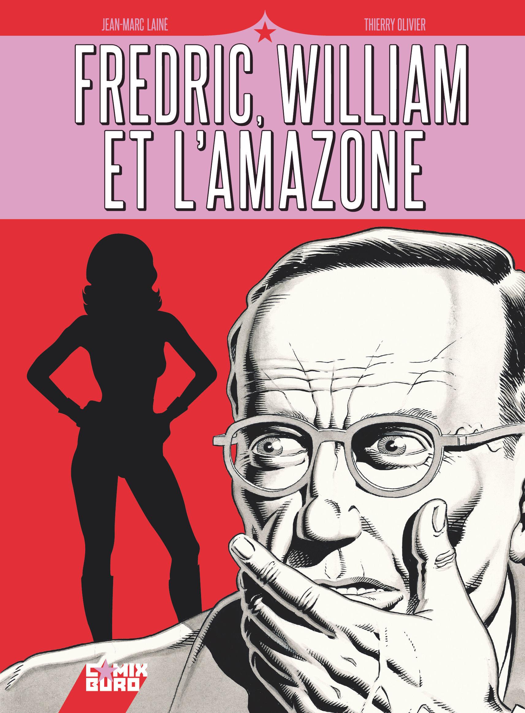 Fredric, William et l'Amazone 1