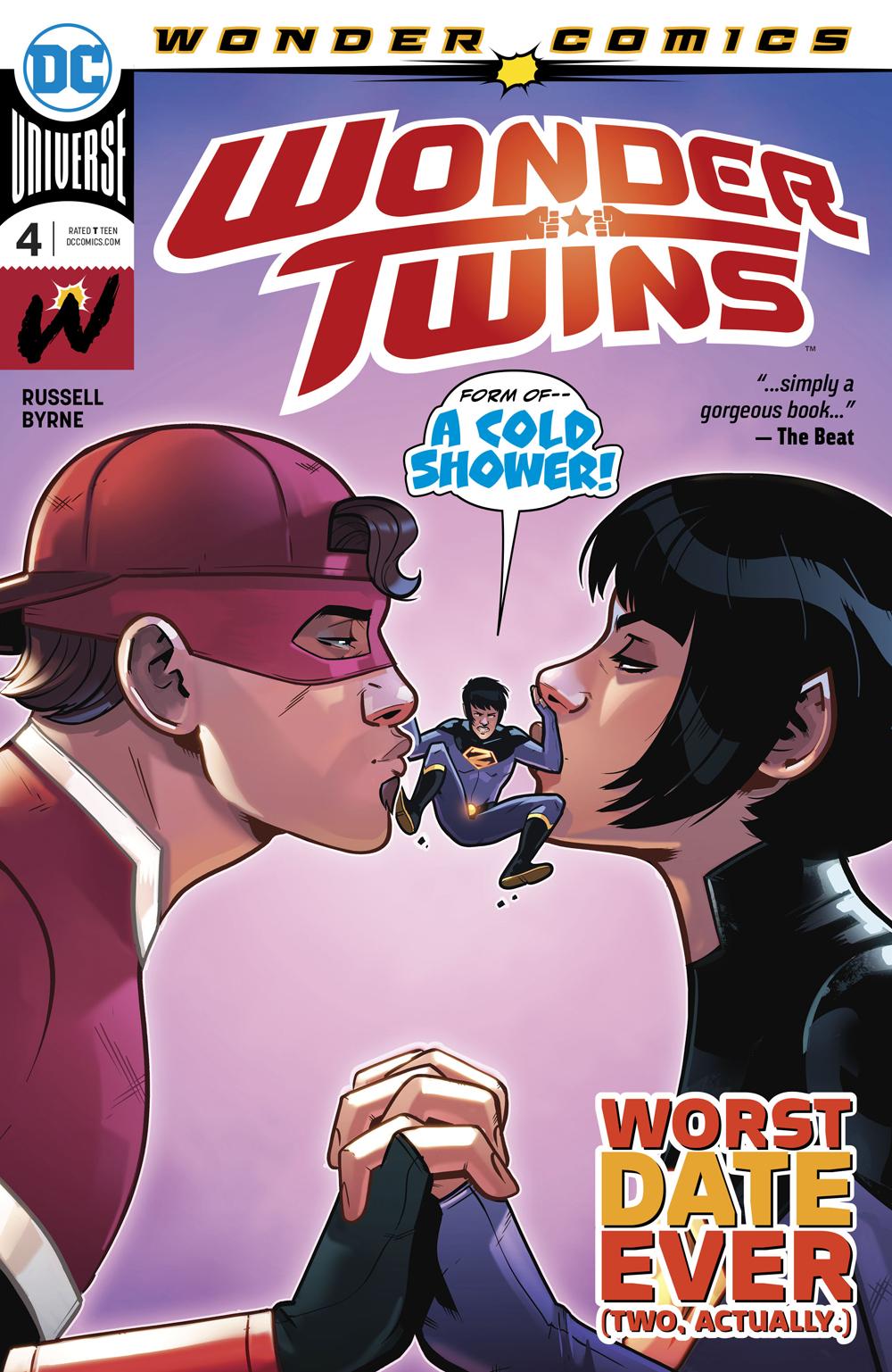 Wonder Twins 4