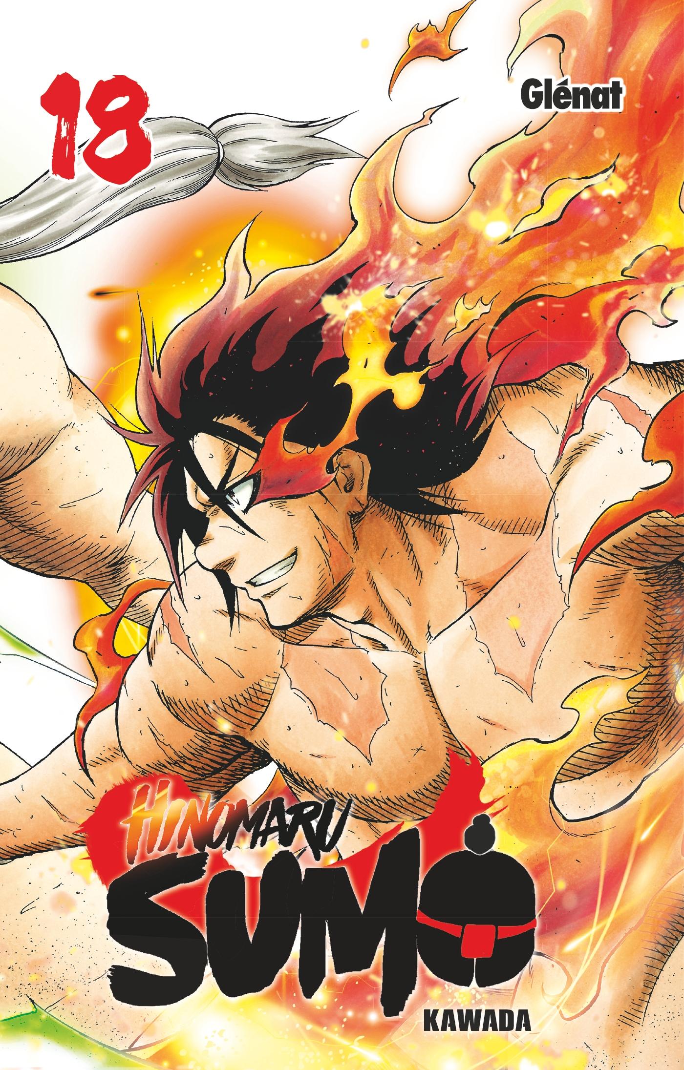 Hinomaru sumô 18