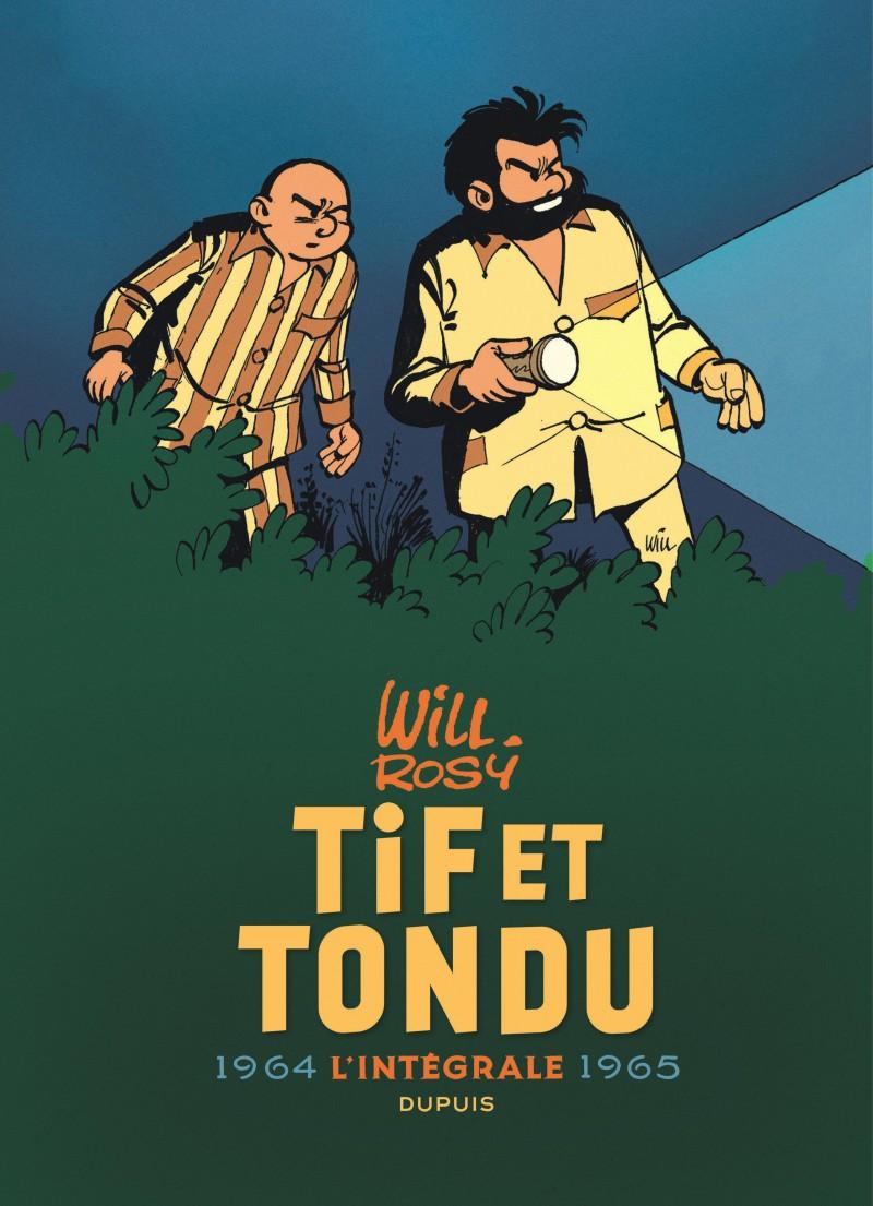 Tif et Tondu 4 - Nouvelle Intégrale 1964-1965