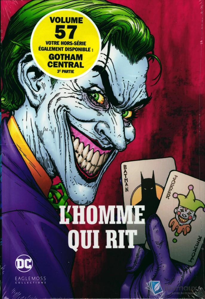 DC Comics - La Légende de Batman 4 - L'Homme qui rit