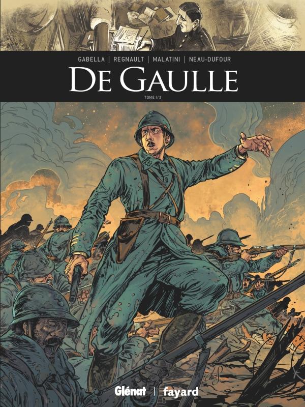 De Gaulle 1 - Tome 1