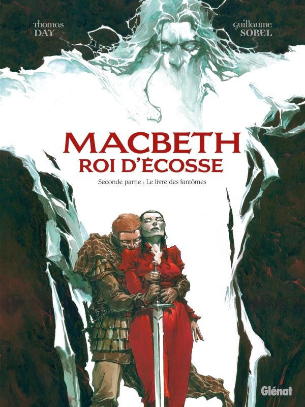 Macbeth, roi d'Écosse 2 - Le Livre des fantômes
