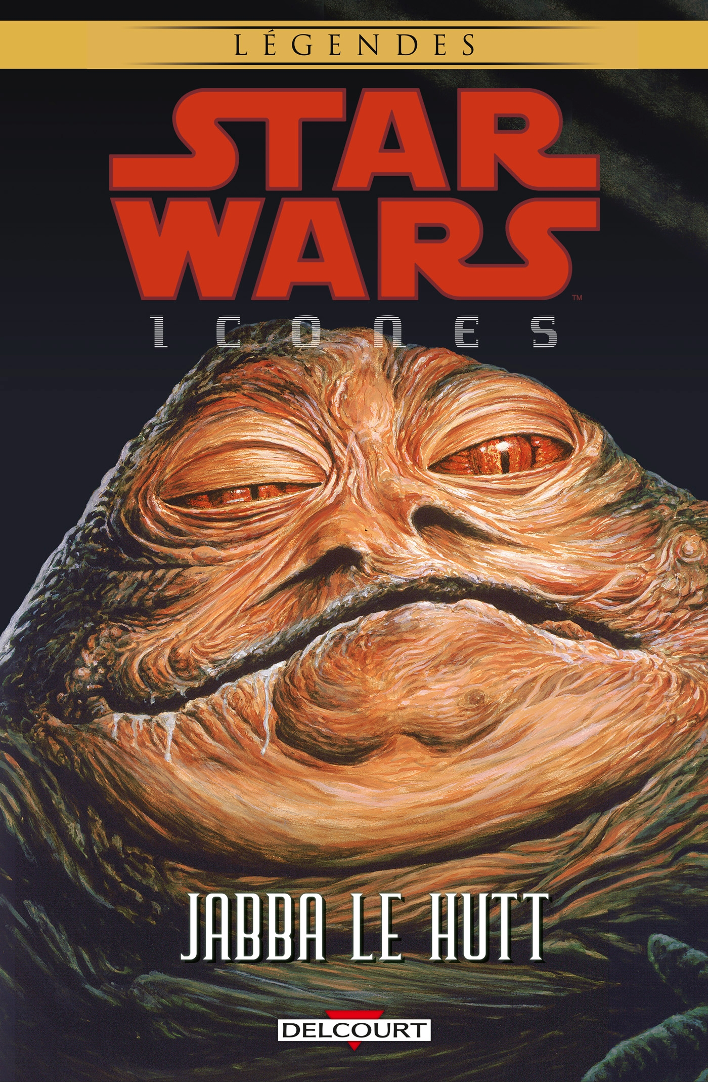 Star Wars - Icônes 10 - Jabba Le Hutt