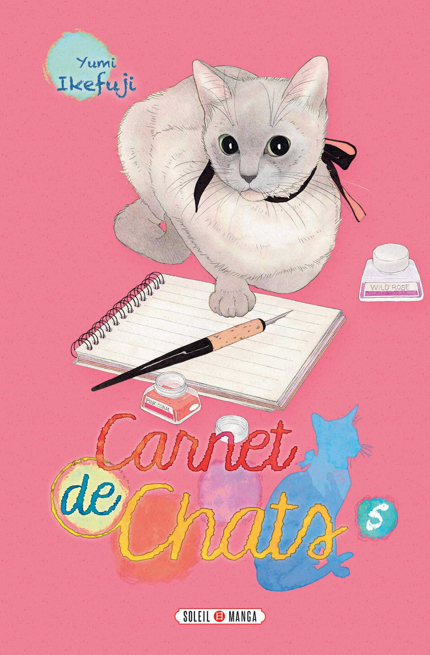 Carnet de chats 5
