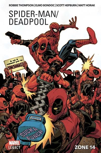 Marvel Legacy - Spider-man / Deadpool 2 - Zone 14