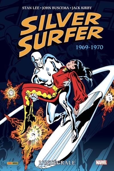 Silver Surfer 1969 - 1969 - 1970