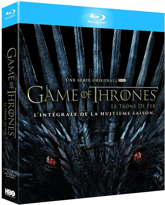 Game of Thrones 8 - L'intégrale de la 8ème saison