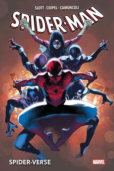 Spider-Man - Spider-Verse 1 - SPIDER-VERSE
