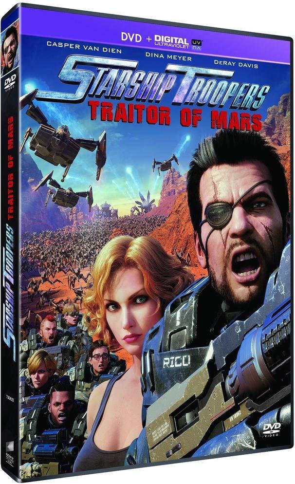 Starship Trooper - Traitor of mars 0