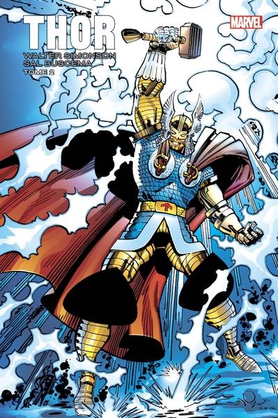 Thor par Simonson 2