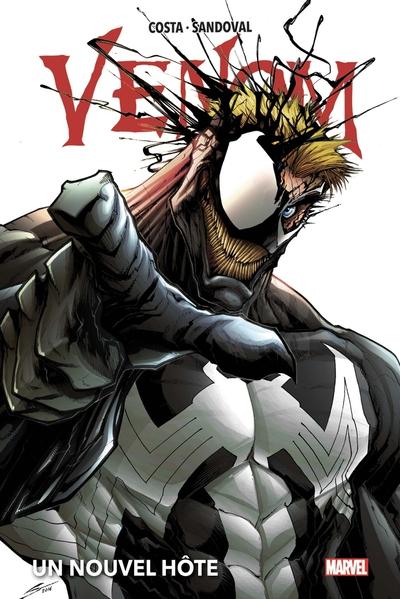Venom 1 - Un nouvel hote
