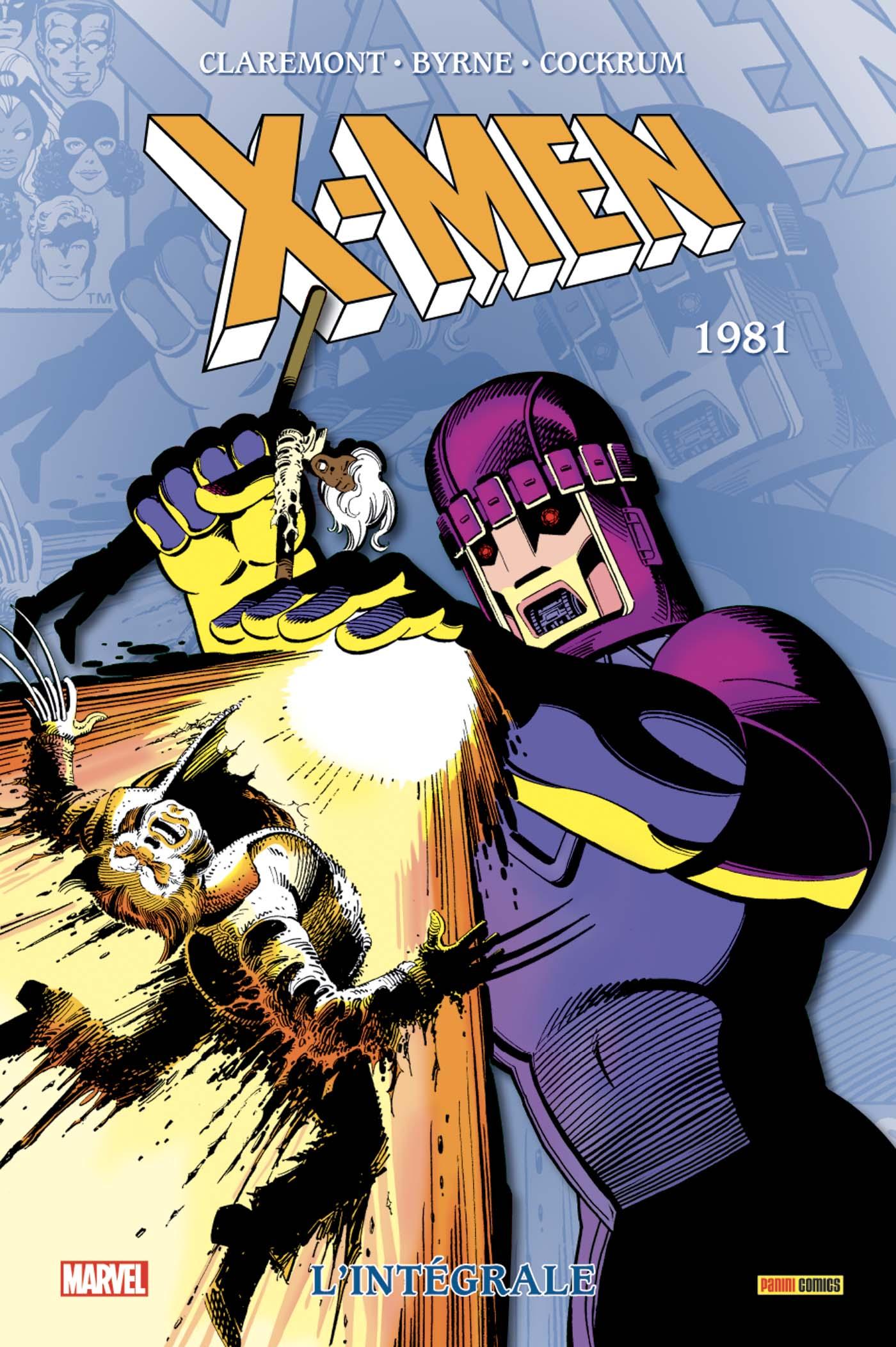 X-Men 1981 - 1981 (réédition 2019)
