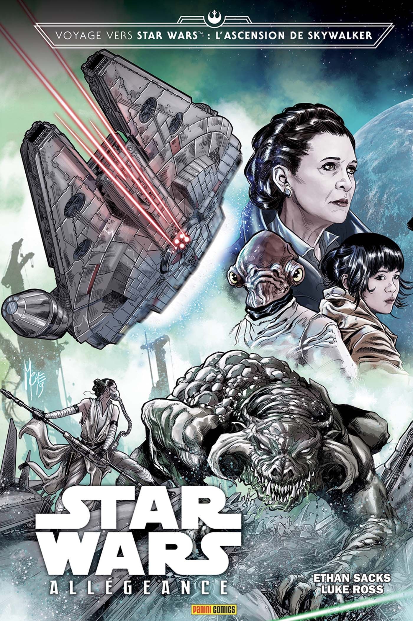 Star Wars - Allegiance 1