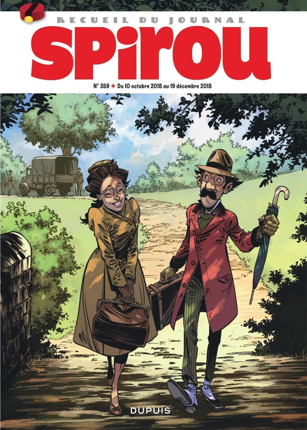 Le journal de Spirou 359 - Tome 359