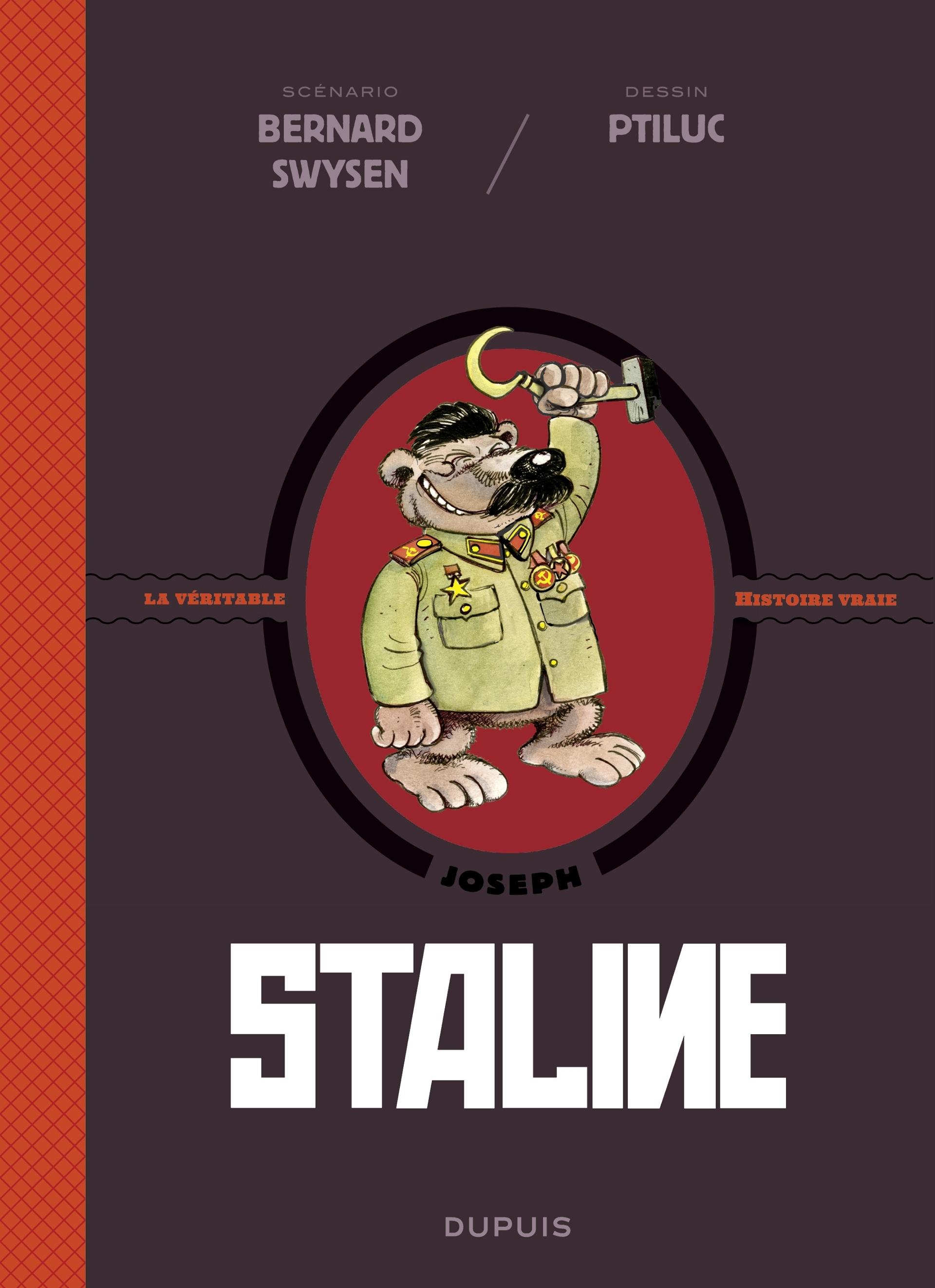 Les méchants de l'histoire 7 - Staline