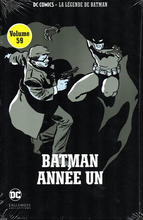 DC Comics - La Légende de Batman 3 - Batman - Année Un