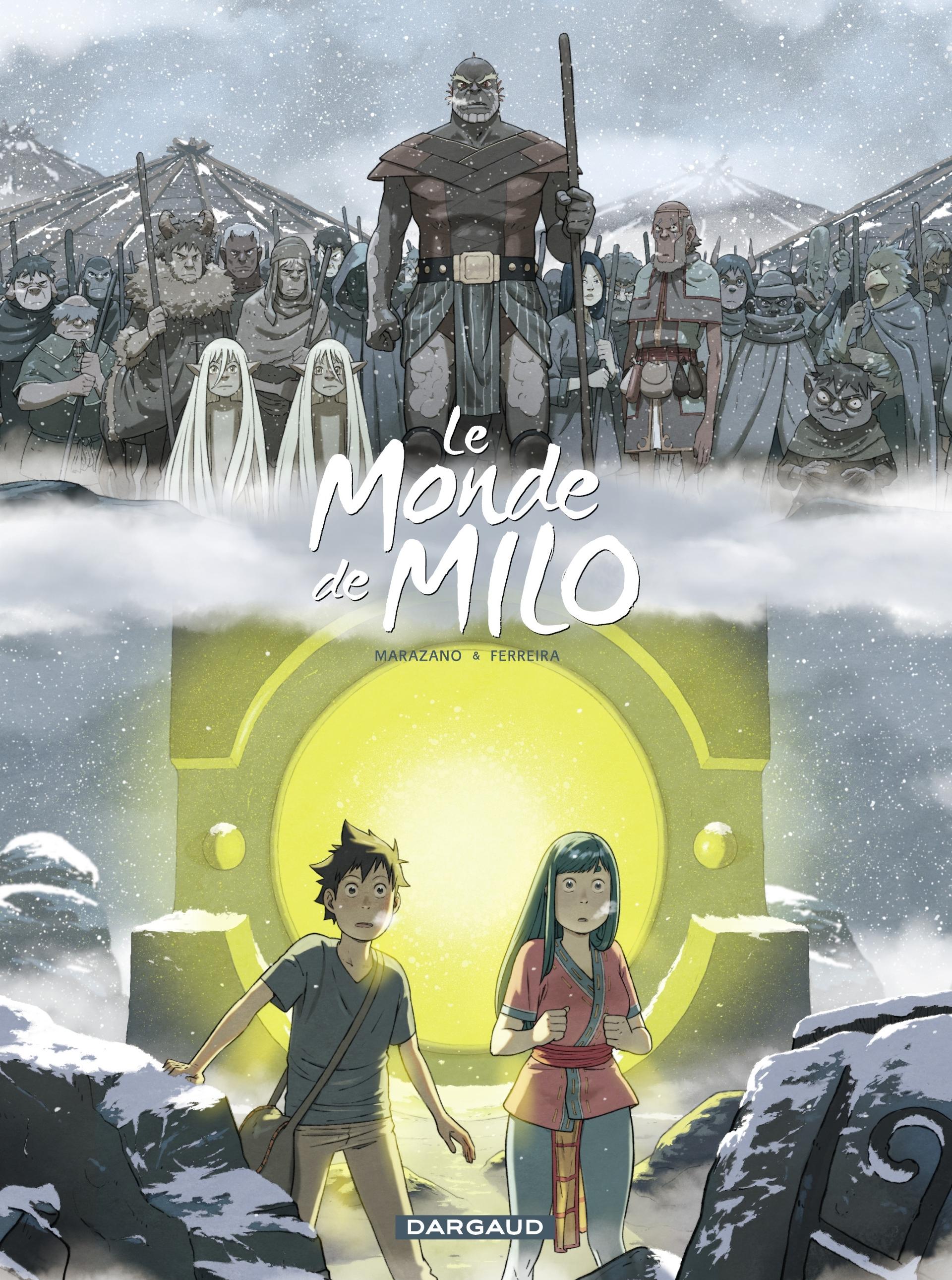 Le monde de Milo 7 - Tome 7