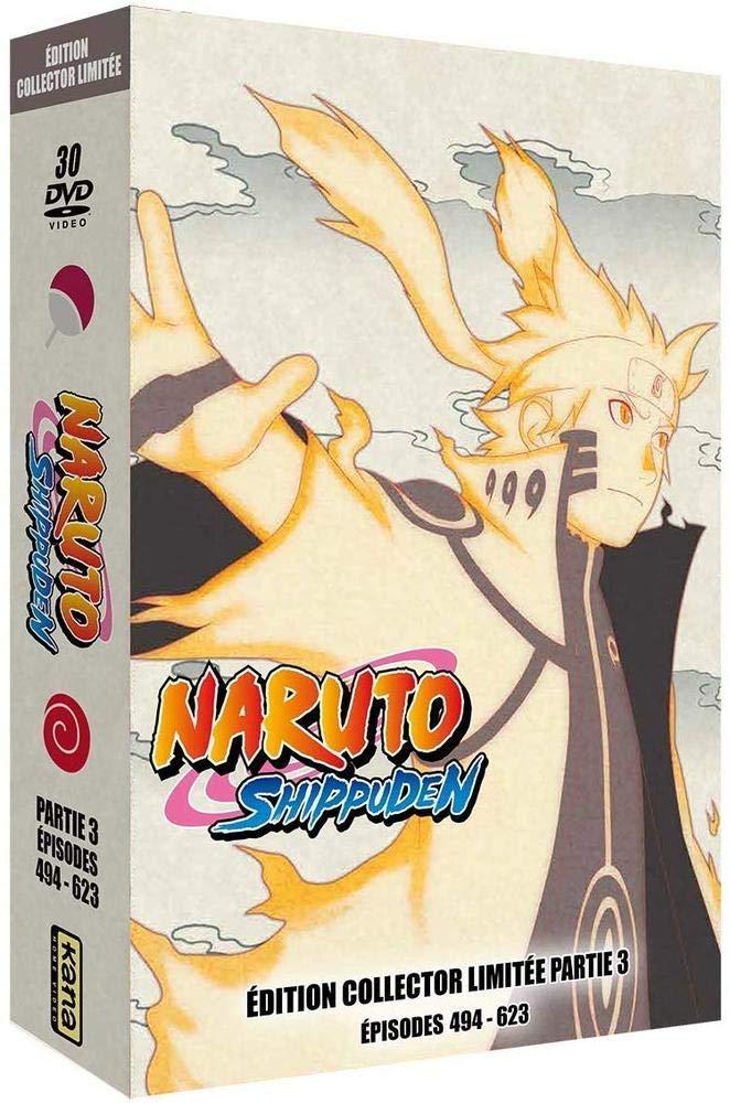 Naruto Shippûden 3 - Partie 3