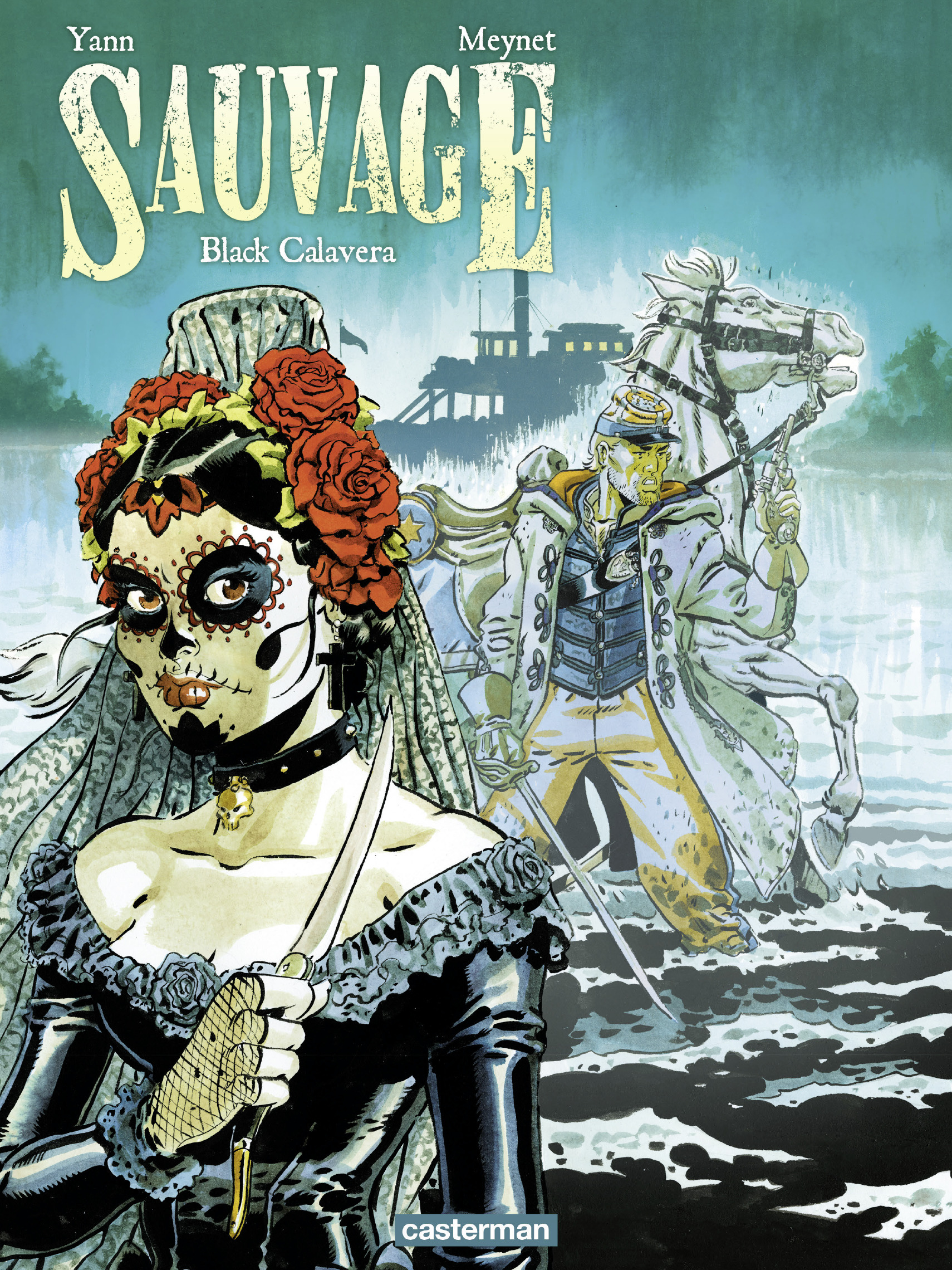 Sauvage 5 - Black Calavera
