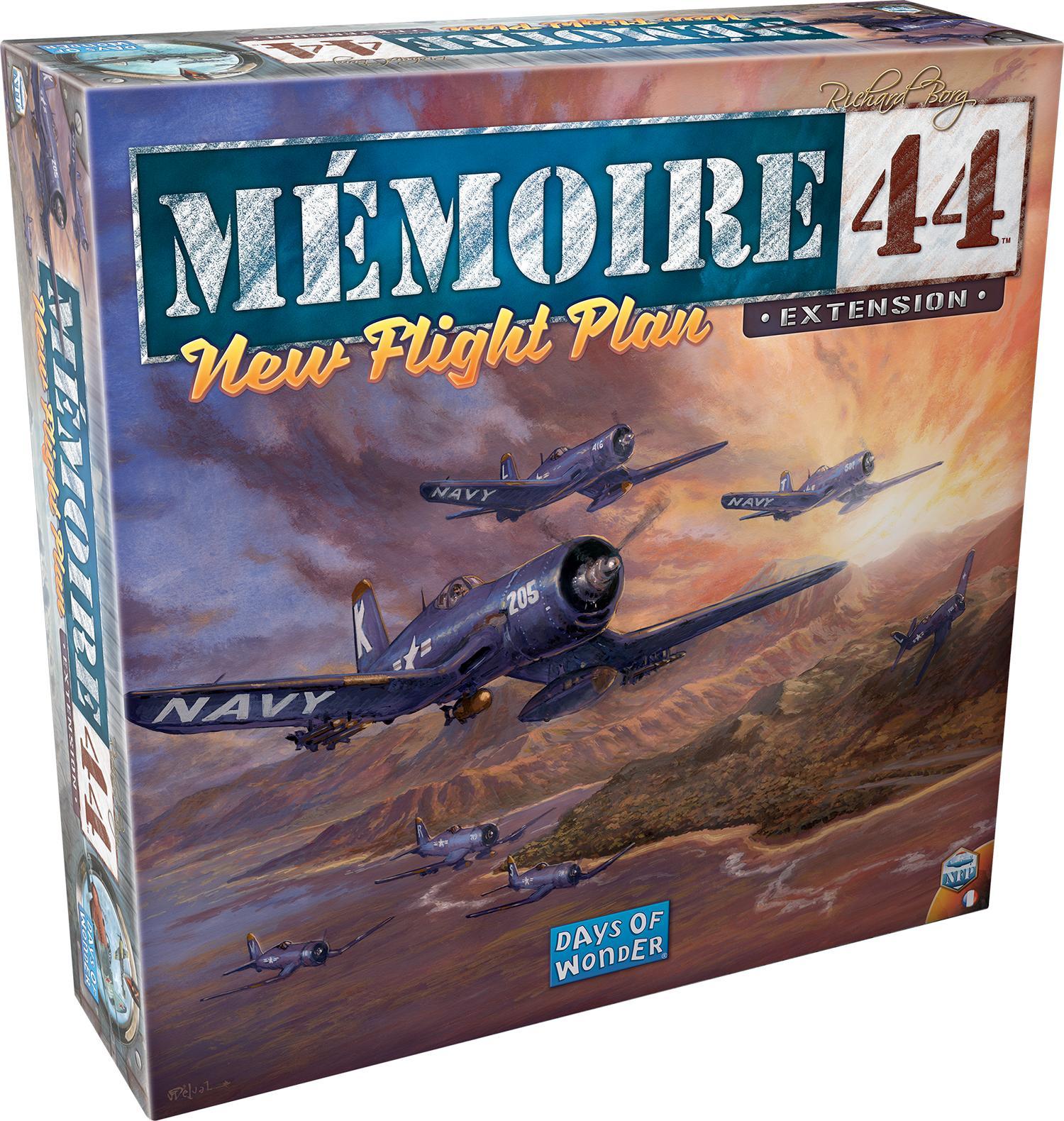 Memoire 44 : New Flight Plan 0