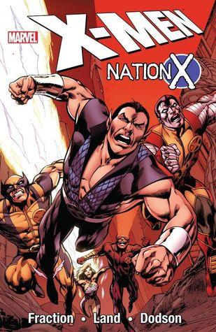 Nation X 1 - X-Men - Nation X