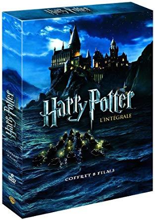 Harry Potter - Intégrale 8 films 1