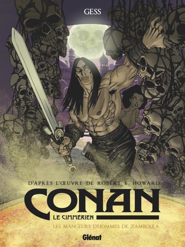 Conan le Cimmérien 9 - Les Mangeurs d'hommes de Zamboula