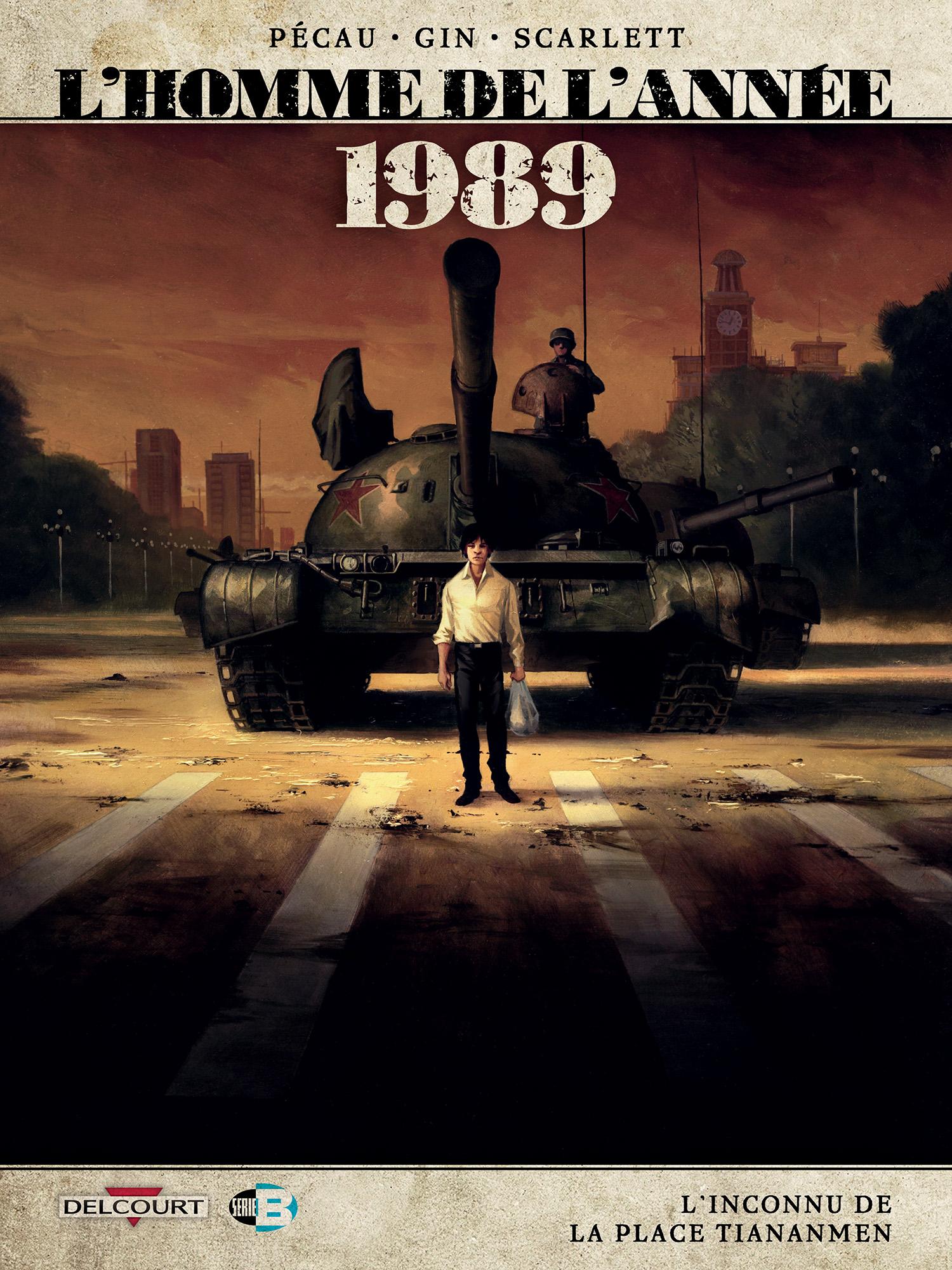 L'Homme de l'année 16 - 1989 : L'inconnu de la place Tiananmen