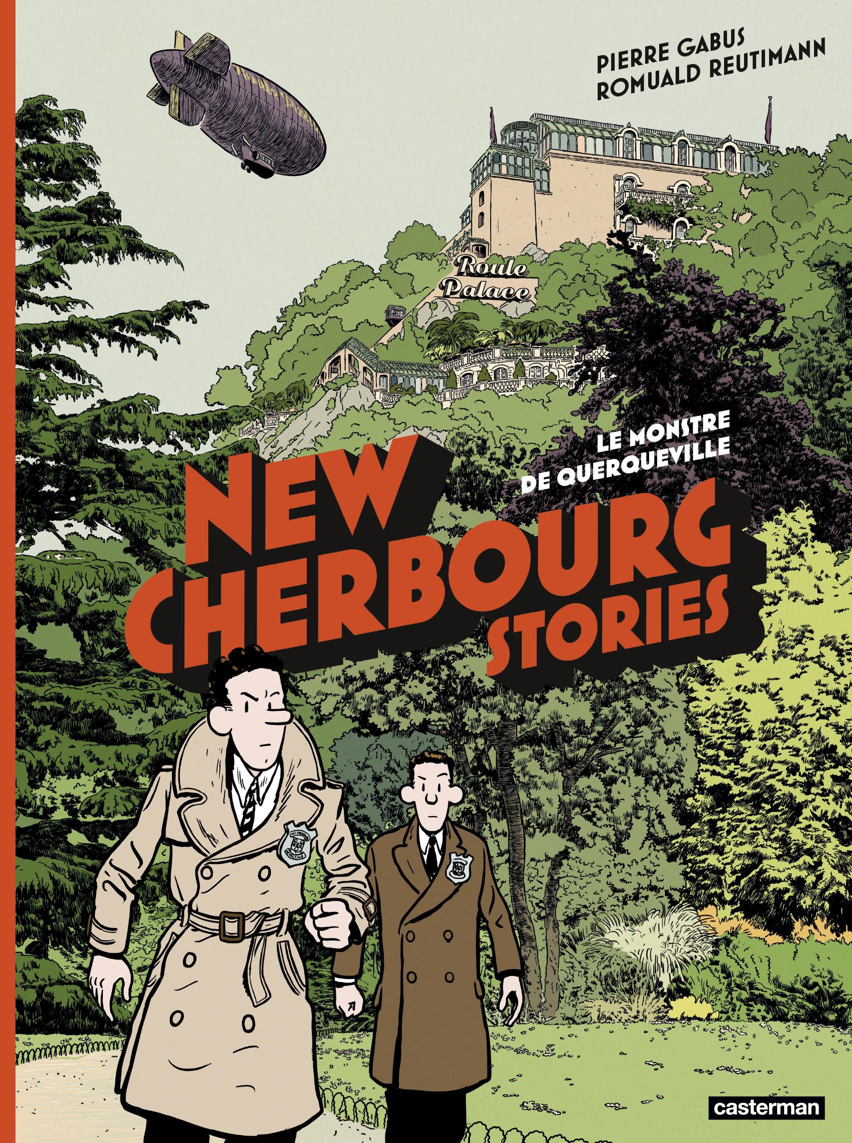 New Cherbourg Stories 1 - Le monstre de Querqueville