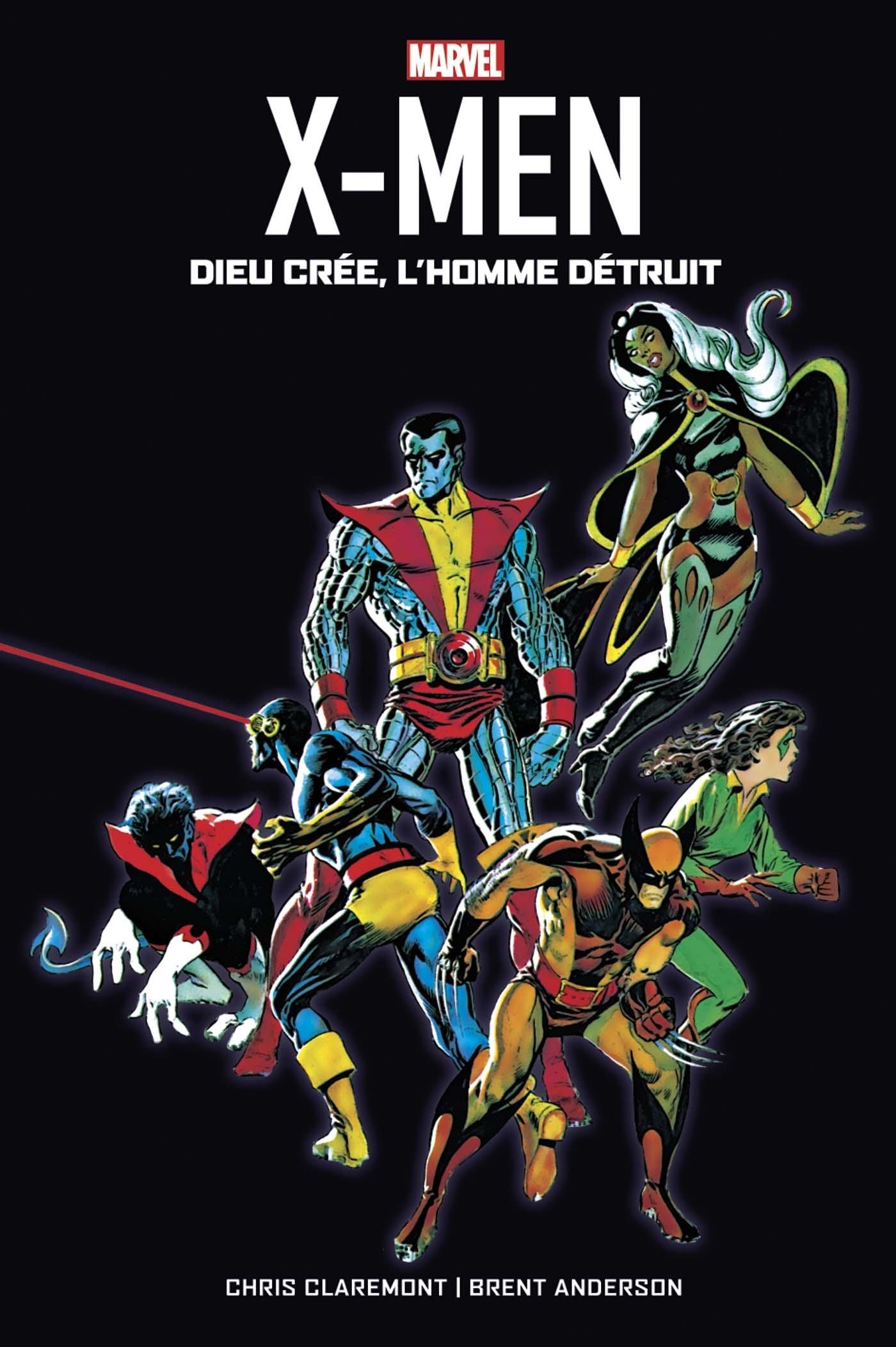 X-men - Dieu Crée, L'Homme Détruit 1