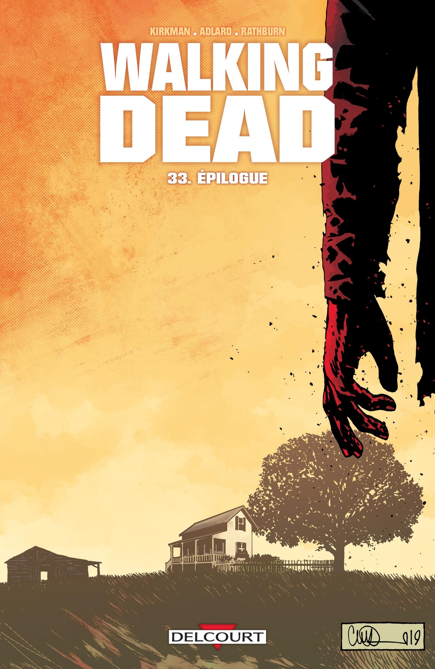 Walking Dead 33 - Épilogue