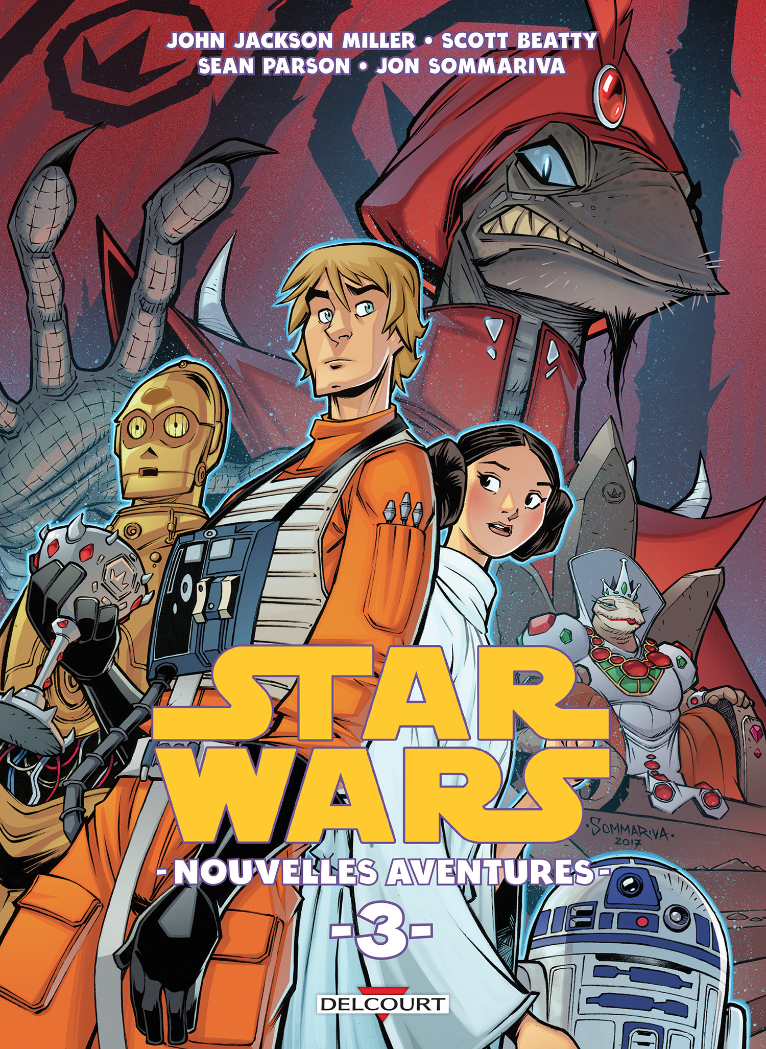 Star Wars - Nouvelles Aventures 3