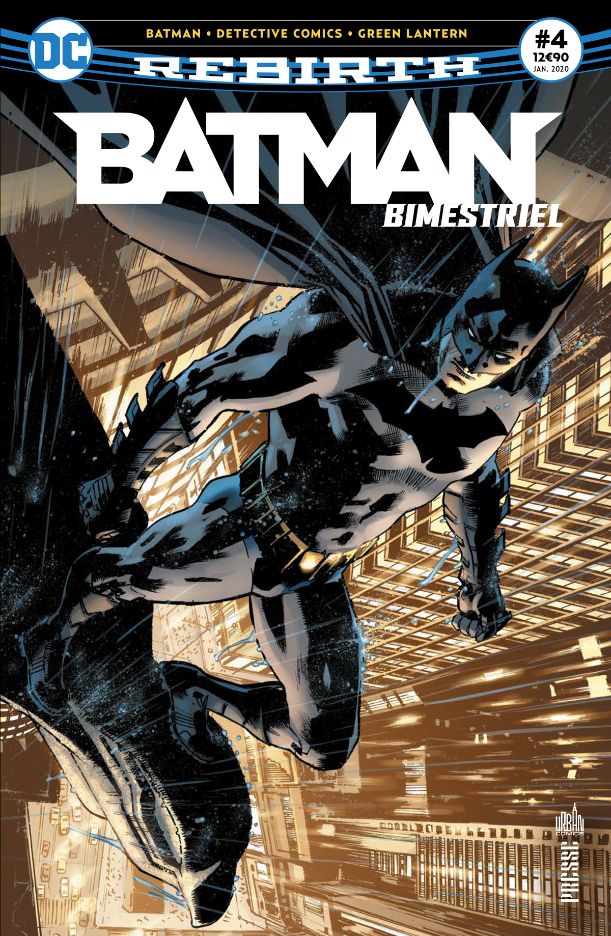 Batman bimestriel 4