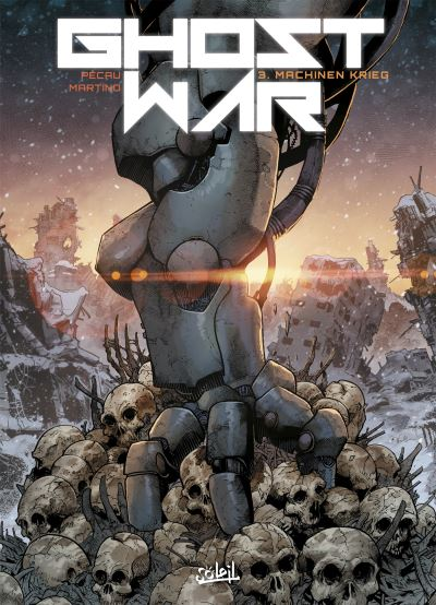 Ghost war 3 - Machinen Krieg