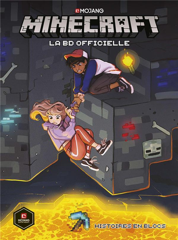 Minecraft - Histoires en blocs 1