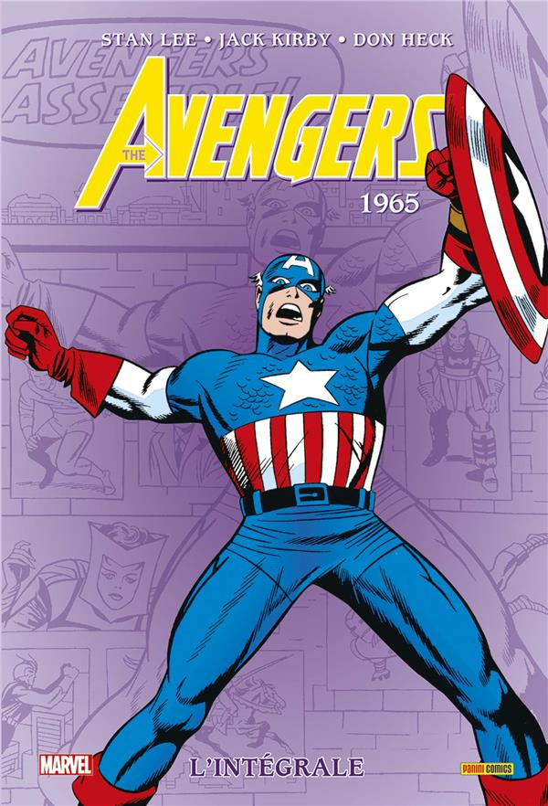 Avengers 1965 - 1965 - Réédition 2020
