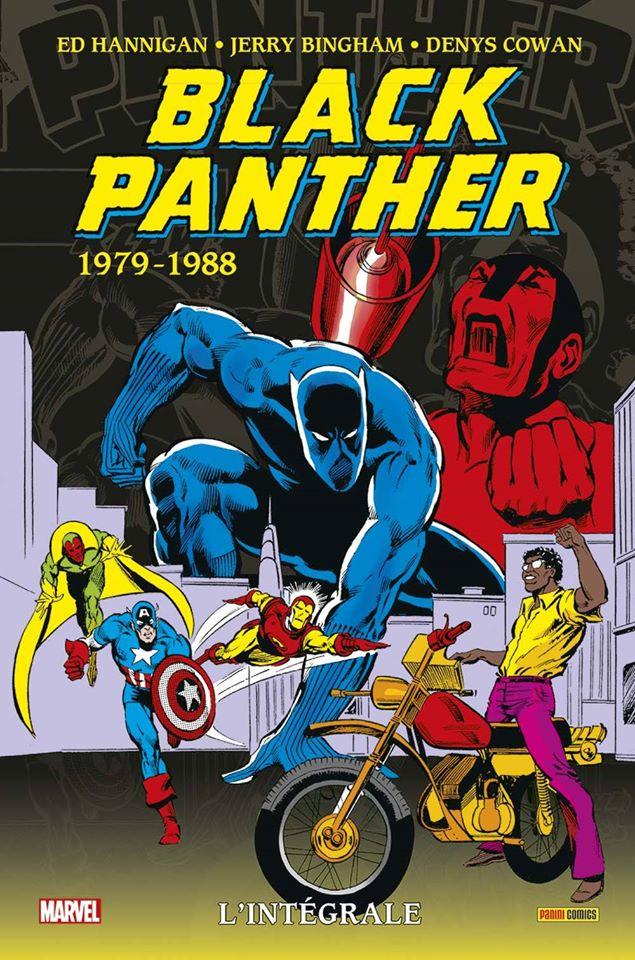 Black Panther 1979 - 1979-1988