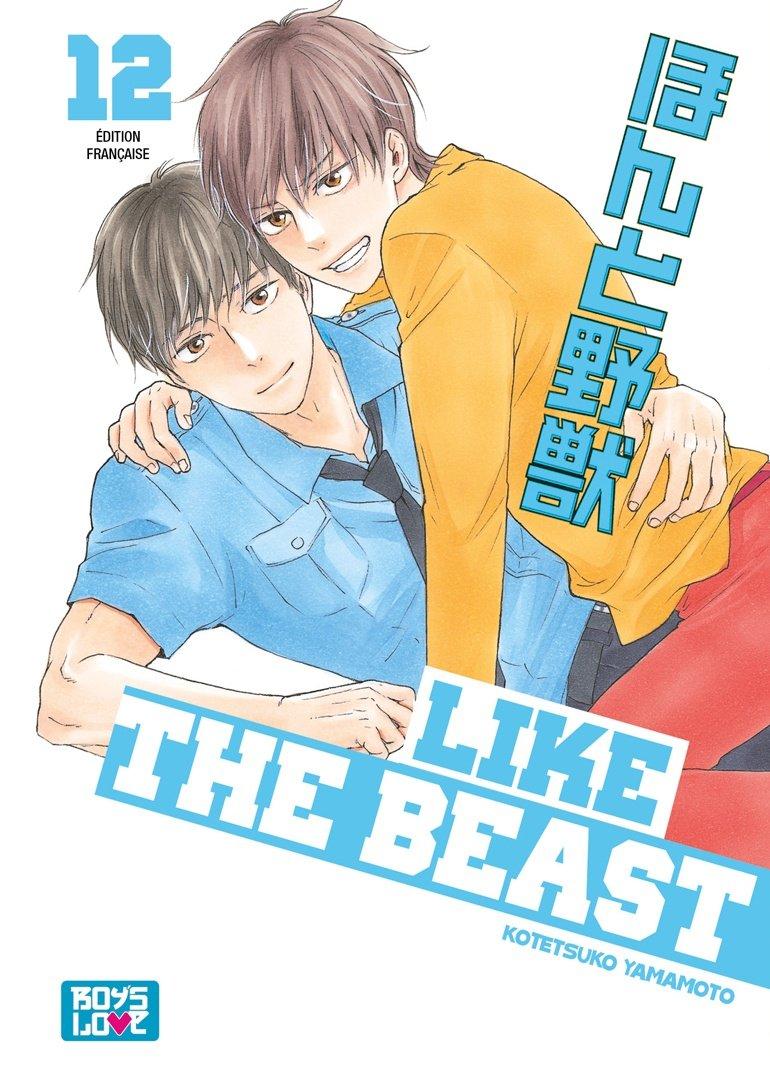 Like the Beast 12